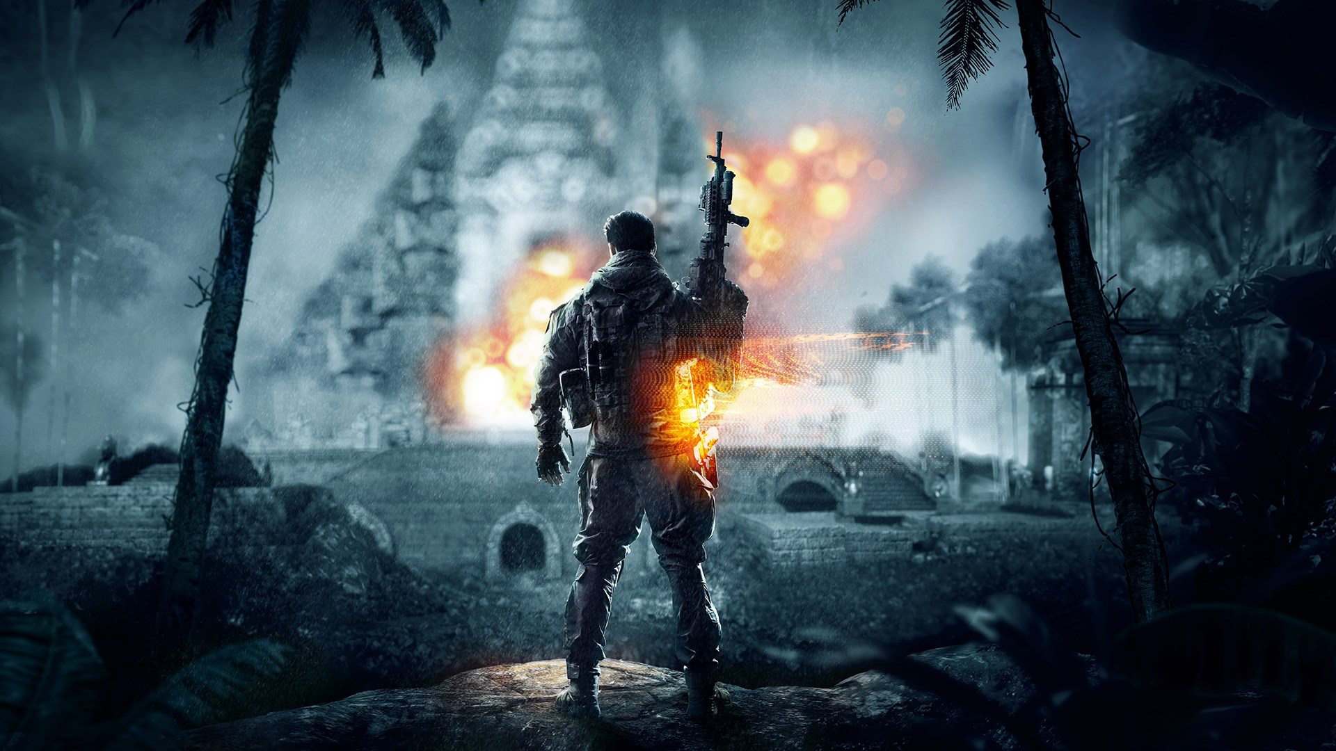Battlefield 4 leaked survey hints at DLC and Dinosaurs, EA issues response